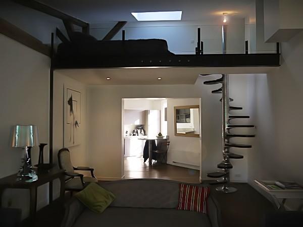laurence cornour novation d 39 un appartement parisien laurence cornou. Black Bedroom Furniture Sets. Home Design Ideas