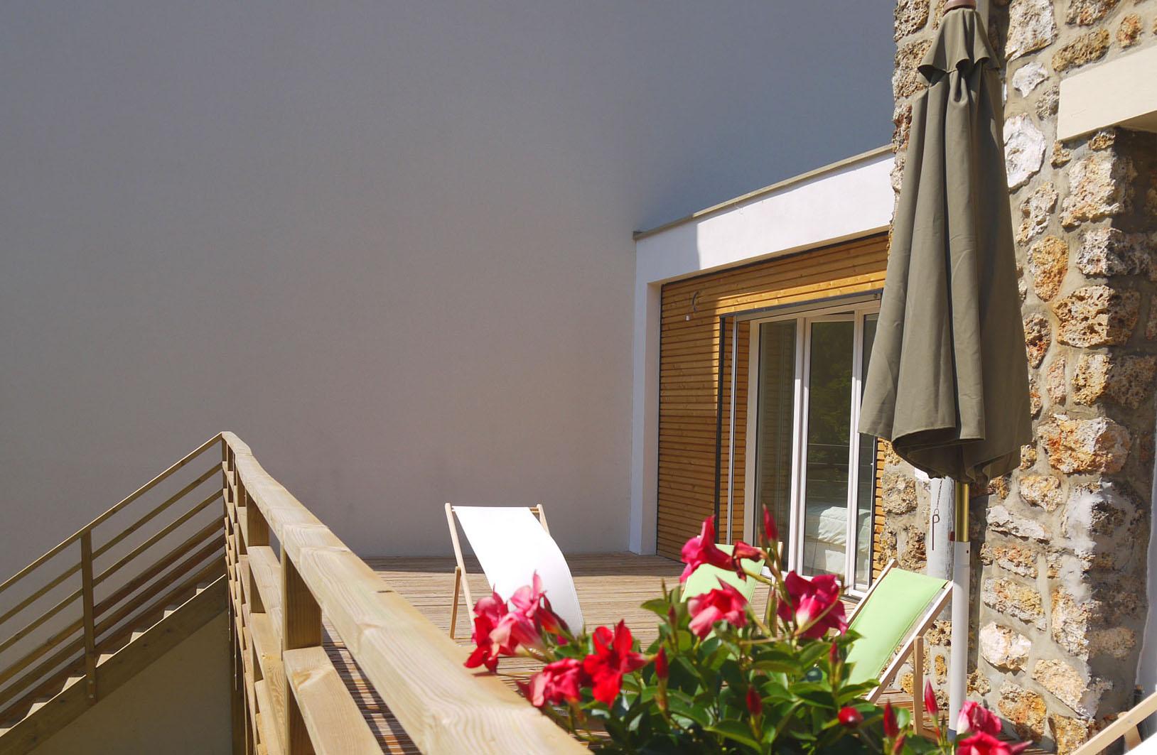 laurence cornouextension d 39 une maison individuelle laurence cornou. Black Bedroom Furniture Sets. Home Design Ideas